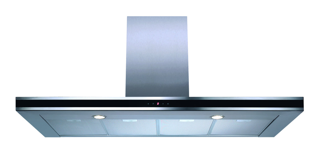 CDA EVP121 Linear 120cm Hood Stainless Steel - Moores Appliances Ltd.