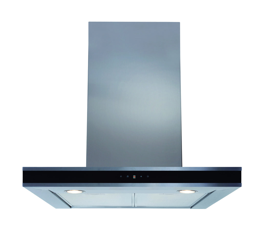 CDA EVP61 Linear 60cm Hood Stainless Steel - Moores Appliances Ltd.