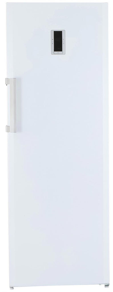 Blomberg FNT9673P Frost Free Fridge Freezer A+ Energy 255 Litres 600mm Wide White - Moores Appliances Ltd. - 1
