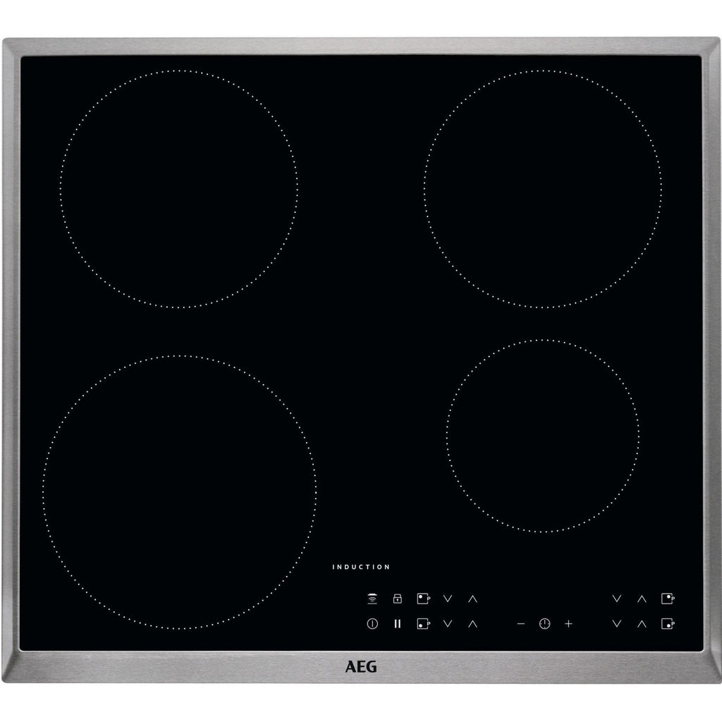 AEG IKB64301XB 58cm Induction Hob - Black