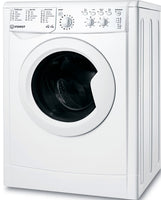 Indesit IWDC65125UKN 6Kg / 5Kg Washer Dryer with 1200 rpm - White - B Rated