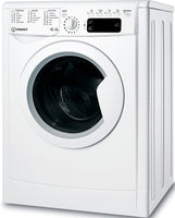 Indesit IWDD75125UKN 7Kg / 5Kg Washer Dryer with 1200 rpm - White - B Rated