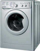 Indesit IWDC65125SUKN 6Kg / 5Kg Washer Dryer with1200 rpm - Silver - F Rated