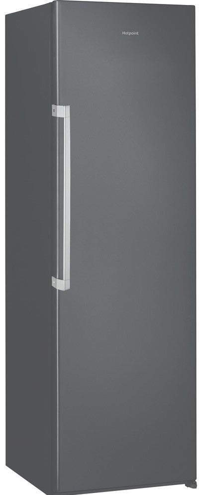 Hotpoint SH81QGRFD 60cm Wide Tall Larder Fridge - Graphite - A+  Rated