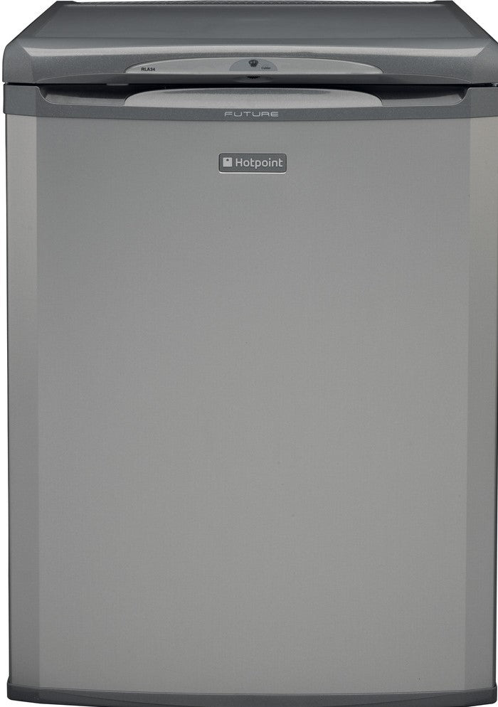 Hotpoint RLA36G1 60cm  - Larder Fridge  - Graphite  - A+ Rated