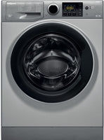 Hotpoint RDG8643GKUKN 8Kg / 6Kg Washer Dryer with 1400 rpm - Graphite - A Rated