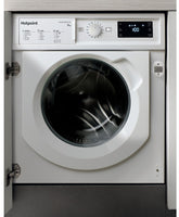Hotpoint BIWMHG91484  9Kg Washing Machine with 1400 rpm - White - C Rated