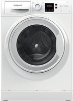 Hotpoint NSWM963CWUKN  9Kg Washing Machine with 1600 rpm - White - A+++ Rated