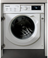 Hotpoint BIWMHG81484 8Kg Washing Machine with 1400 rpm - White - A+++ Rated