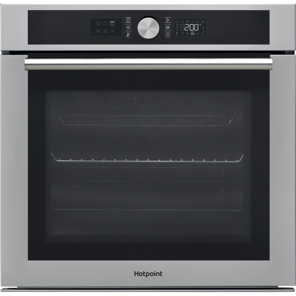Hotpoint SI4854PIX Built In Electric Single Oven - Stainless Steel