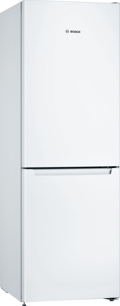 Bosch KGN33NWEAG 60cm Frost Free Fridge Freezer - White - A+ Rated