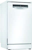 Bosch Serie 4 SPS4HKW45G Wifi Connected Slimline Dishwasher - White - E Rated