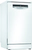 Bosch Serie 4 SPS4HMW53G Wifi Connected Slimline Dishwasher - White - A+ Rated