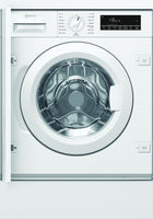 NEFF W544BX1GB Integrated 8Kg Washing Machine with 1400 rpm - A+++ Rated
