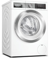 Bosch Serie 8 WAX32GH4GB Wifi Connected 10Kg Washing Machine with 1600 rpm - White - A+++ Rated