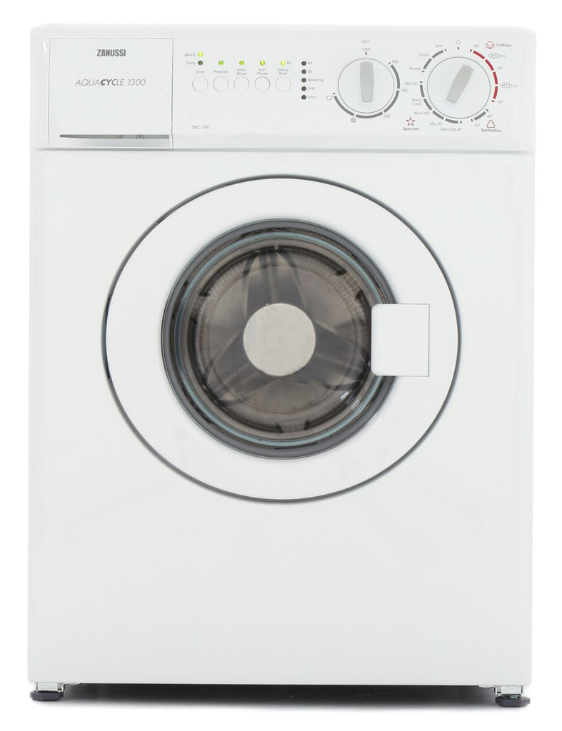 Zanussi ZWC1301 3Kg Washing Machine with 1300 rpm - White - A Rated
