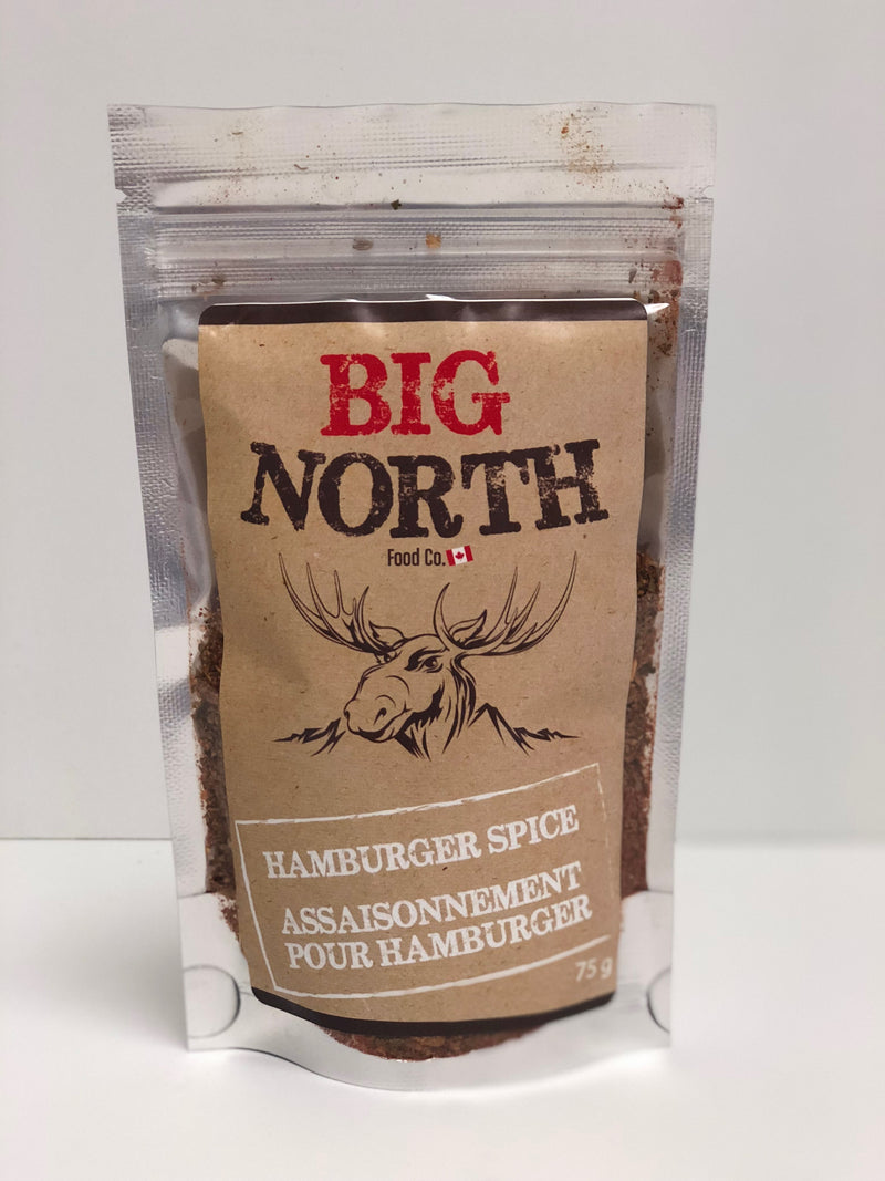 Big North Hamburger spice