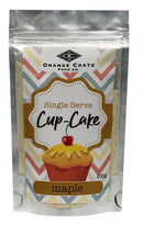 Maple - Cake in a Cup - Single Serve