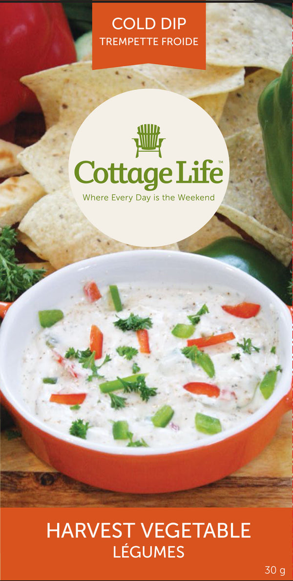 Harvest Vegetable Cold Dip