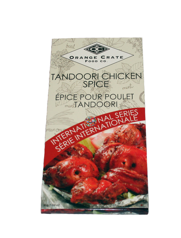 Tandoori Chicken Spice - International Series Collection