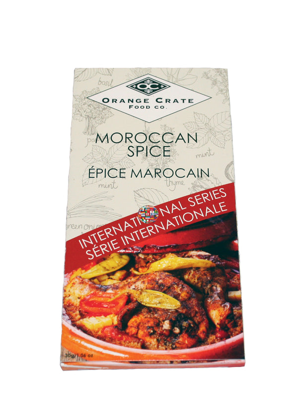 Moroccan Spice - International Series Collection