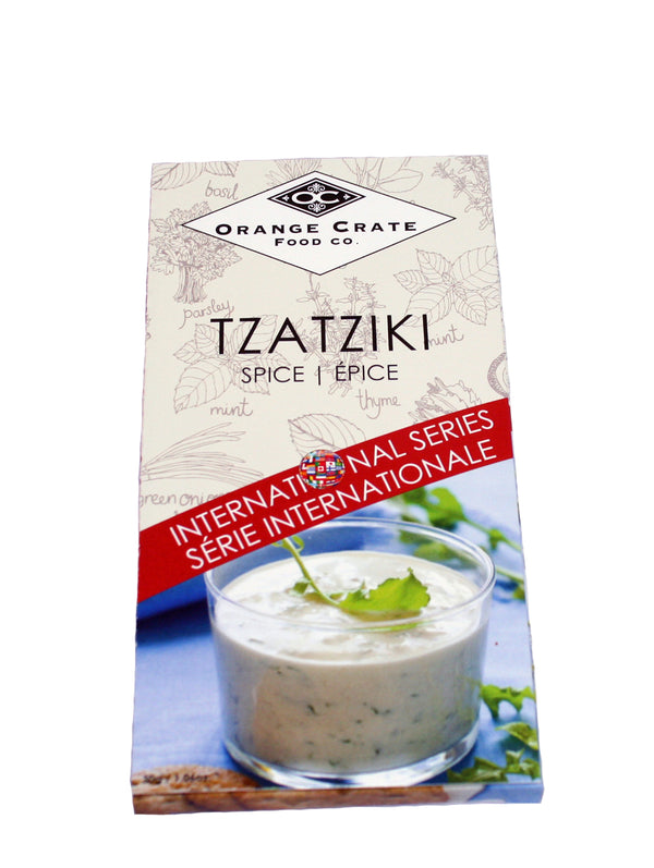 Tzatziki - International Series Collection