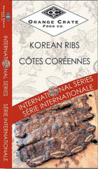 Korean Ribs - International Series Collection