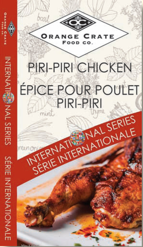 Piri-Piri Chicken - International Series Collection