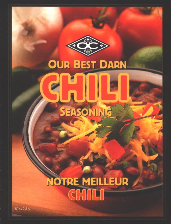 Our Best Darn Chili