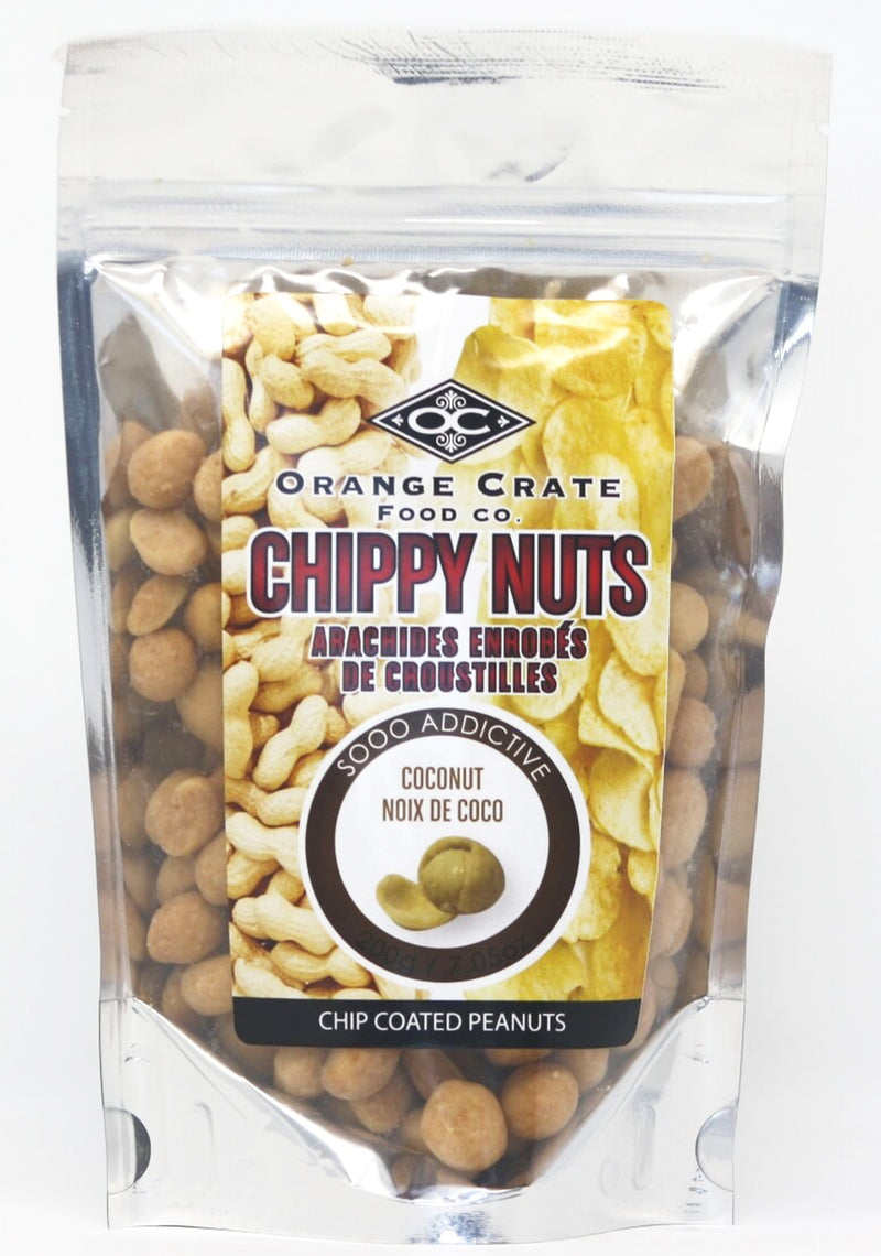 Chippy Nuts - Coconut (200g)