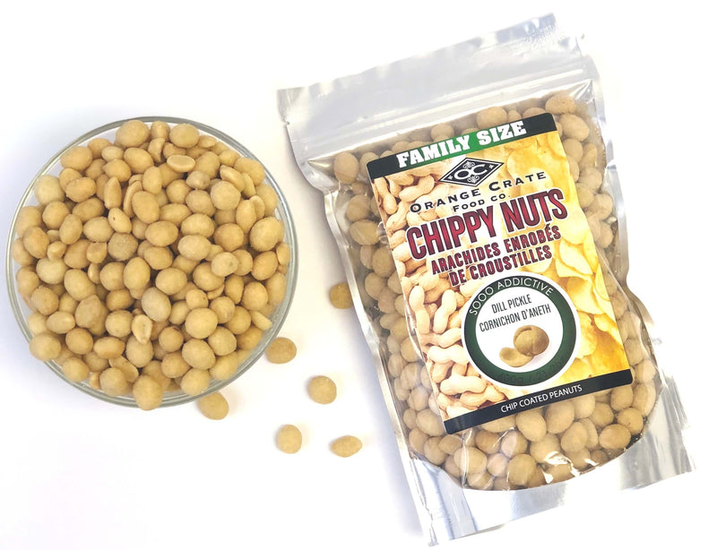 FAMILY SIZE CHIPPY NUTS - DILL PICKLE