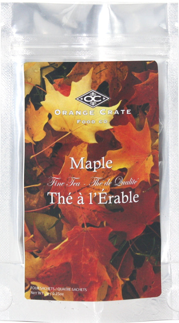 Maple Tea - Bagged Tea