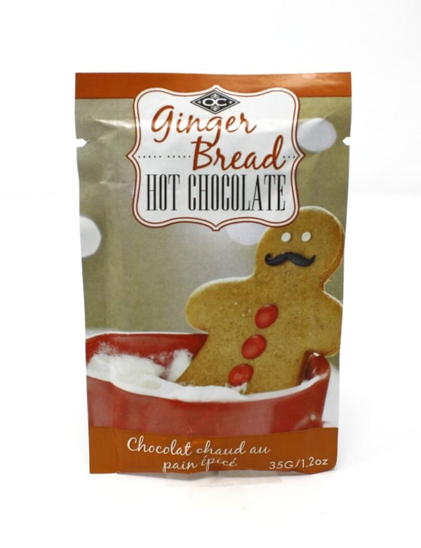 Single Serve Hot chocolate - Gingerbread