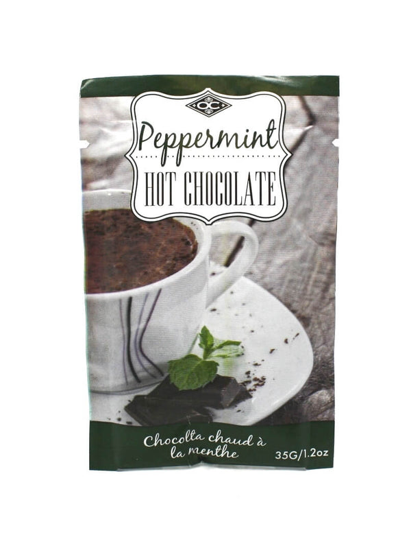 Single Serve Hot chocolate - Peppermint