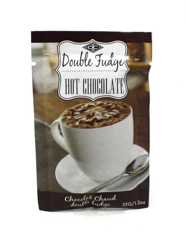 Single Serve Hot chocolate - Double Fudge