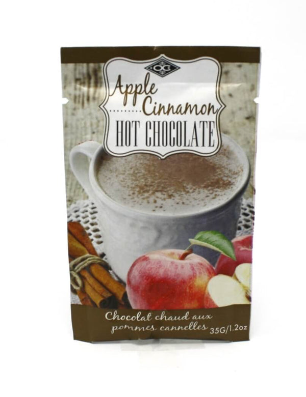 Single Serve Hot chocolate - Apple Cinnamon