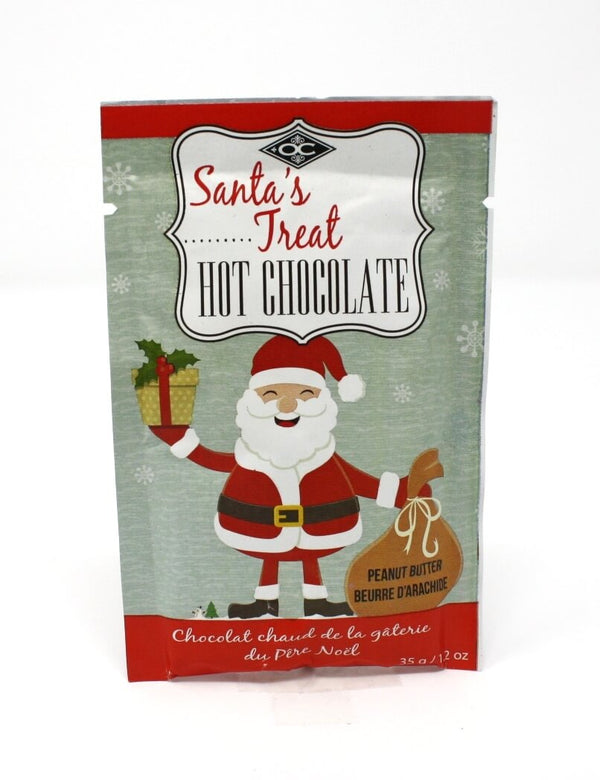 Single Serve Hot chocolate - Santa's Treat