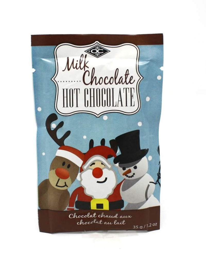 Single Serve Hot chocolate - Milk Chocolate