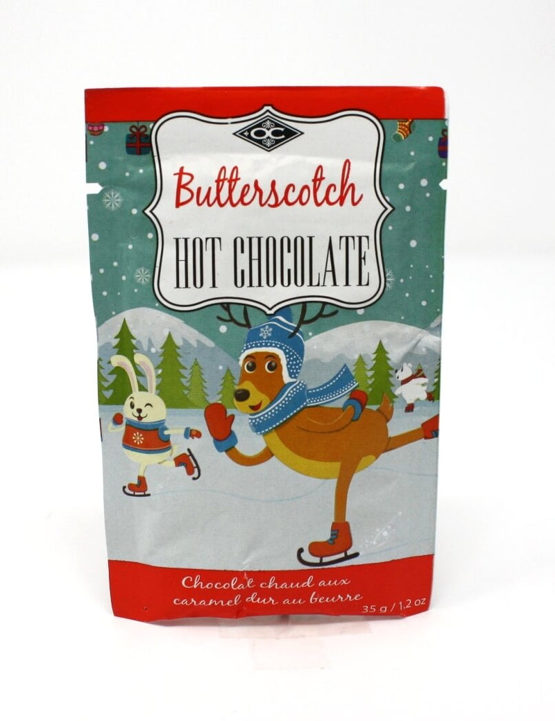 Single Serve Hot chocolate - Butterscotch