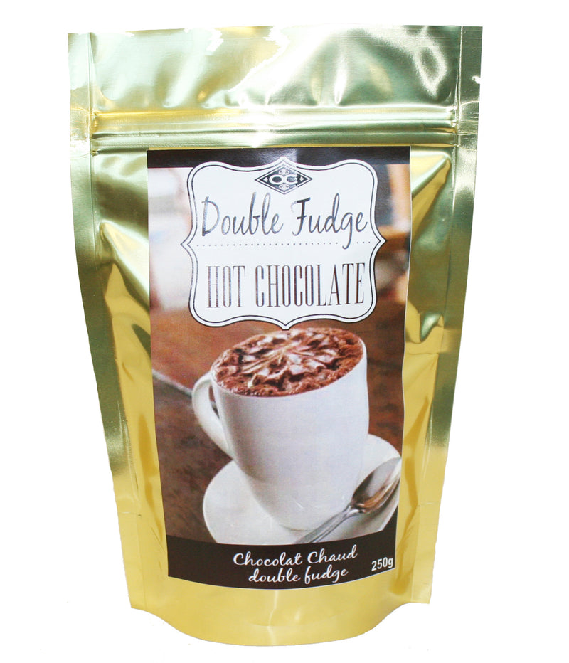 HC 250 G Bags - Double Fudge