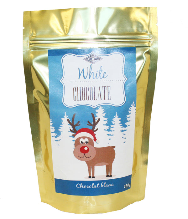 HC 250G Bags - White Chocolate