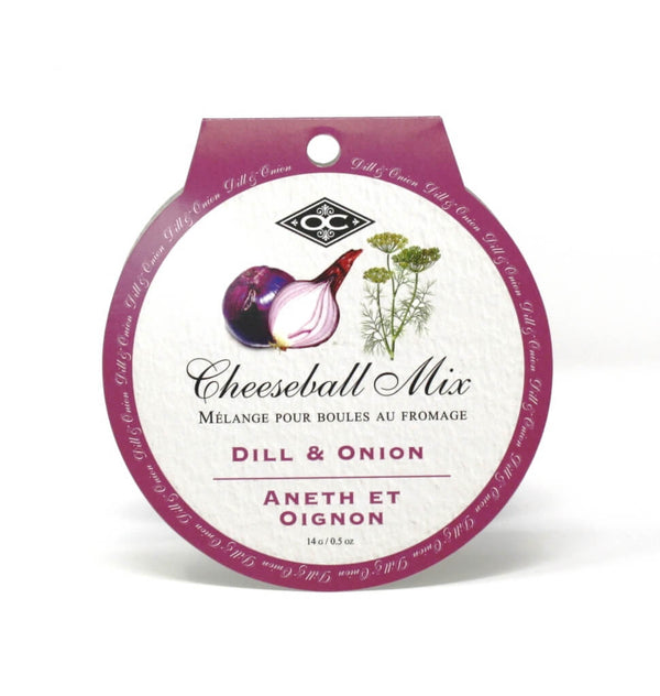 Cheeseball Mix - Dill & Onion