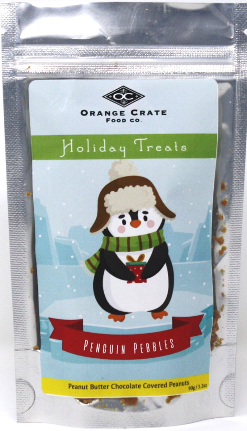 Holiday Treats - Penguin Pebbles