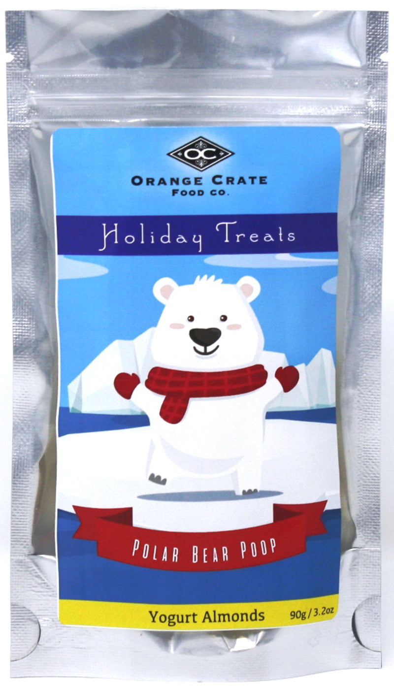 Holiday Treats - Polar Bear Poop