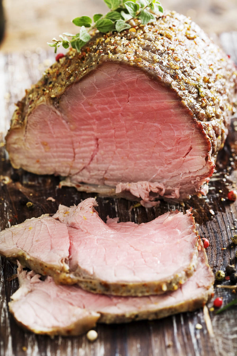 BBQ SPICE RUBS - BEEF