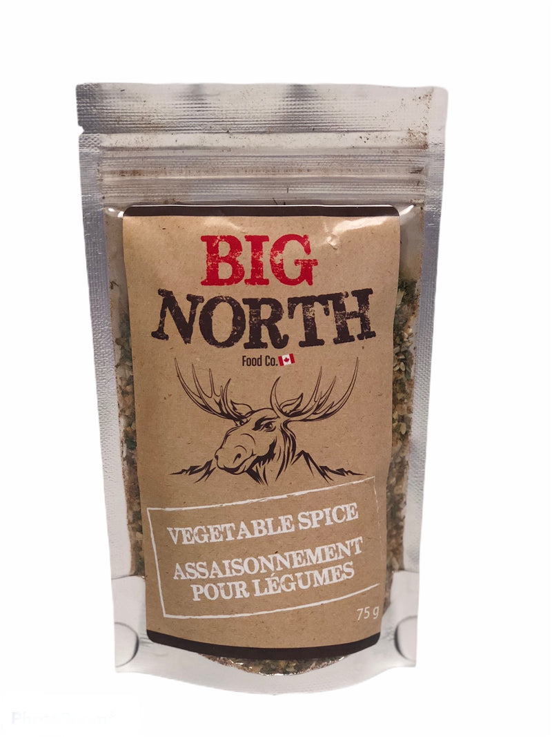 Big North Vegetable Spice