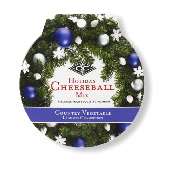 Holiday Cheeseball Mix - Country Vegetable