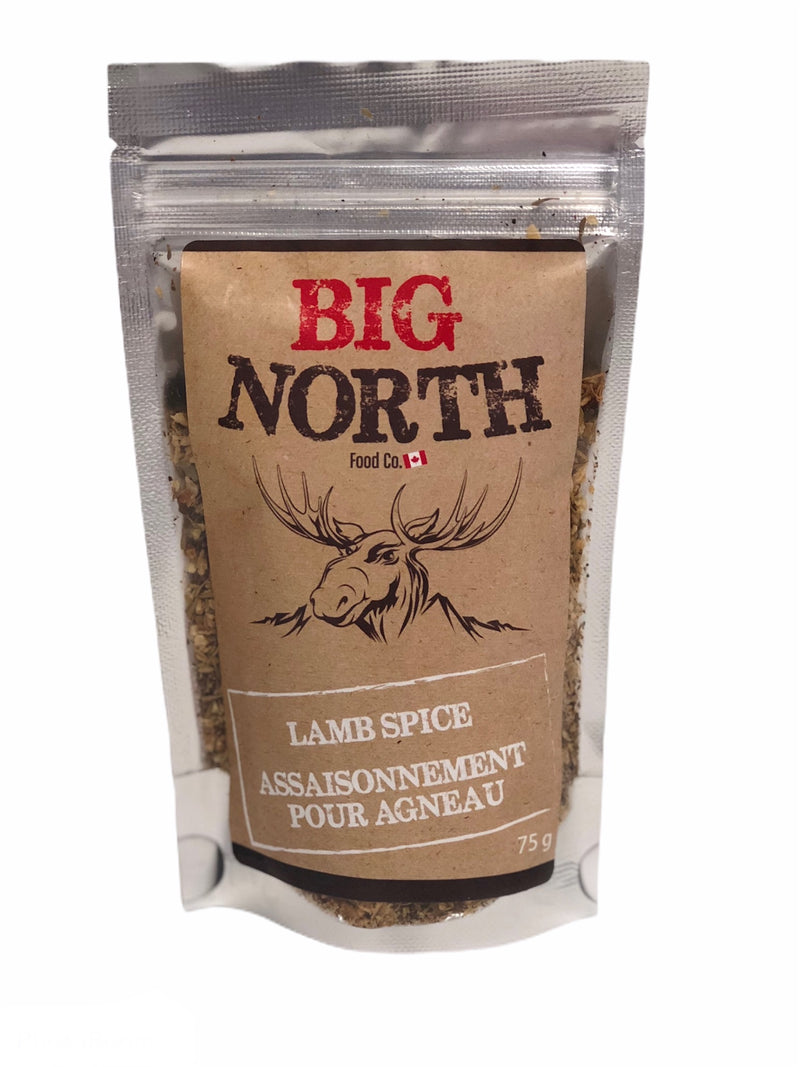 Big North Lamb Spice