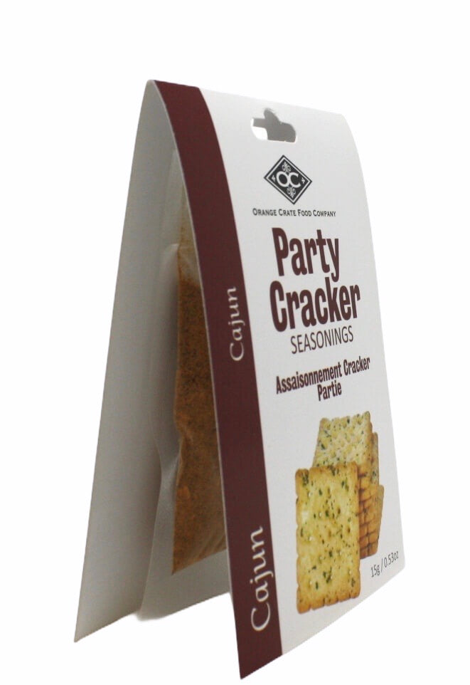 Delicious Party Cracker Seasoning - Cajun