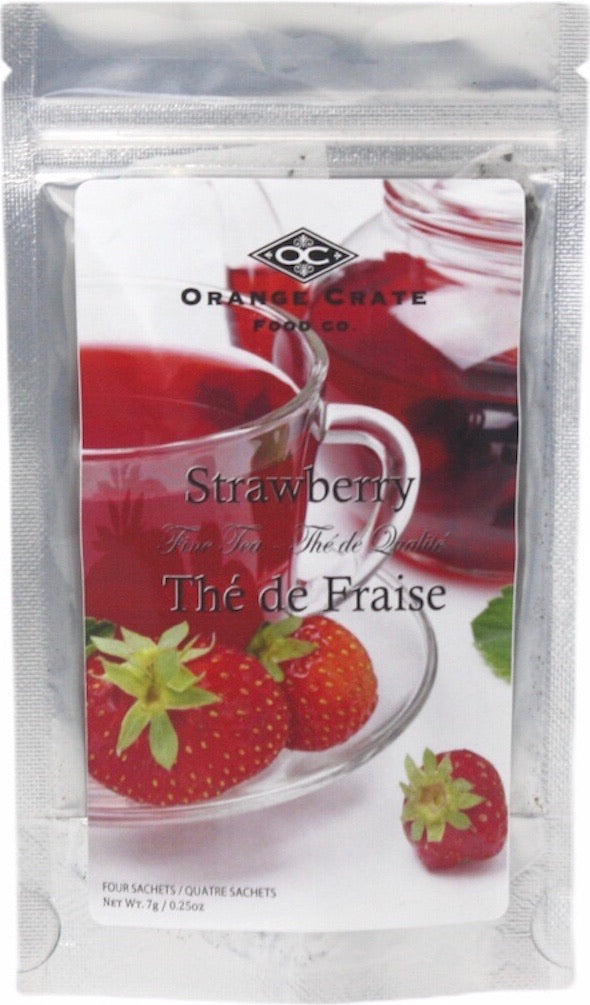 Strawberry Tea - Bagged Tea